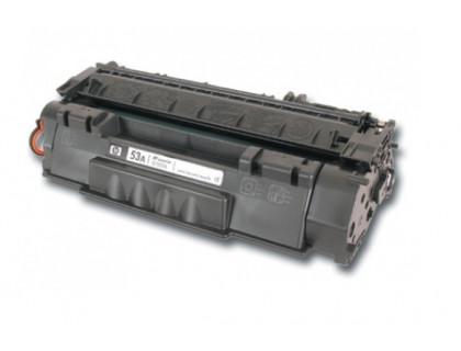 Картридж Q7553A Hewlett Packard (HP) Black (черный) (3000 копий) UNITON Eco