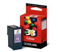 Картридж (33) LEXMARK Z815/X5250 (190 стр) цв Unijet