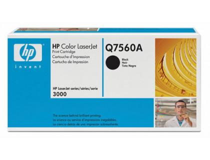 Картридж Q7560A Hewlett Packard (HP) Black (черный) (6500 копий) compatible