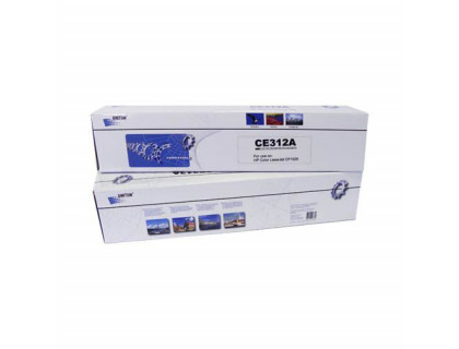 Картридж CE312A Hewlett Packard (HP) Yellow (желтый) (1000 копий) UNITON Premium