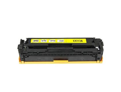 Картридж CF212A Hewlett Packard (HP) Yellow (желтый) (1800 копий) UNITON Premium
