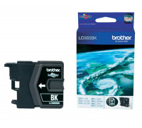 Картридж BROTHER LC985BK черный InkTec