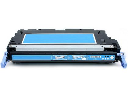Картридж Q7581A Hewlett Packard (HP) Cyan (синий) (6000 копий) UNITON Premium