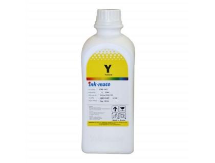 Чернила для EPSON (T6644) L100/ L200 (1л, yellow, Dye) EIM-200Y Ink-Mate