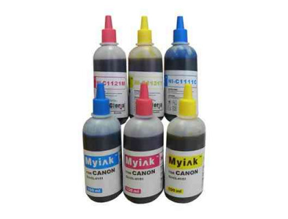 Чернила для CANON CL-41/51 (100мл,yellow) NI-C1131Y MyInk
