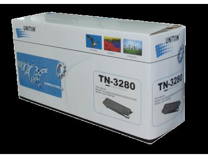 Картридж TN-3280 Brother Black (черный) (8000 копий) UNITON Premium