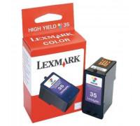 Картридж (35) LEXMARK Z815 (450 стр) цв Unijet