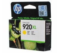 Картридж (920XL) HP OfficeJet 6500 CD974A желт (o)