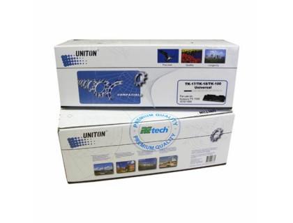 Картридж TK-17 Kyocera-Mita Black (черный) (7200 копий) UNITON Premium
