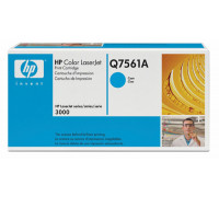 Картридж HP Color LJ 2700/3000 Q7561A (314A) син (3,5K) (compatible)
