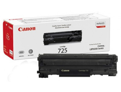 Картридж C-725 Canon Black (черный) (1600 копий) UNITON Eco