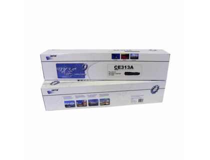 Картридж CE313A Hewlett Packard (HP) Magenta (пурпурный) (1000 копий) UNITON Premium