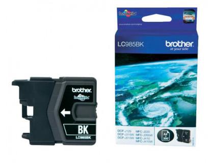Картридж Brother DCP-125/315W/515W/MFC-265W/410/415W (LC39/985BK) ч Китай