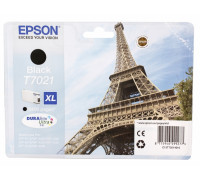 Картридж (T7021) EPSON WorkForce Pro WP-4015/4025/4515/4525/4535 ч Китай