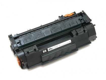 Картридж Q5949A Hewlett Packard (HP) Black (черный) (2500 копий) UNITON Eco