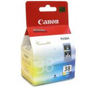 Картридж CANON CL-38 PIXMA IP-1800/2500 цв (o)