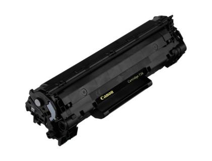 Картридж Cartridge 726 Colortek Black (черный) (2100 копий) UNITON Eco