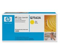 Картридж HP Color LJ 2700/3000 Q7562A (314A) желт (3,5K) (compatible)