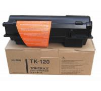 Тонер-картридж KYOCERA FS-1030D (TK-120) (7,2K,ТОМОЕГАВА) UNITON Premium