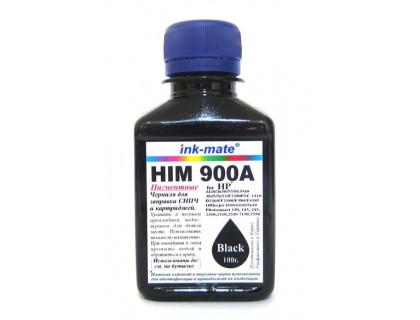 Чернила для HP 21/27/56/129/130/131 (70мл, black, Pigment ) HIM-900A Ink-Mate