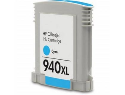 Картридж HP № 940XL голубой MyInk