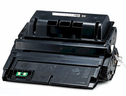 Картридж Q5942X Hewlett Packard (HP) Black (черный) (20000 копий) UNITON Eco