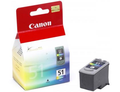 Картридж CANON CL-51 PIXMA IP-2200/6210D цв (o)