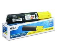 Картридж EPSON AcuLaser C1100/CX11N (S050187) Toner Cartr жел (4К) UNITON Premium