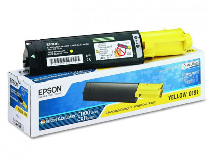Картридж C13S050187 Epson Yellow (желтый) (4000 копий) UNITON Premium