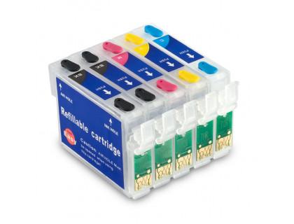Перезаправляемые картриджи (ПЗК) для Epson Stylus Office T1100 (T1041, T1032, T1033, T1034) IST