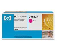 Картридж HP Color LJ 2700/3000 Q7563A (314A) кр (3,5K) (compatible)