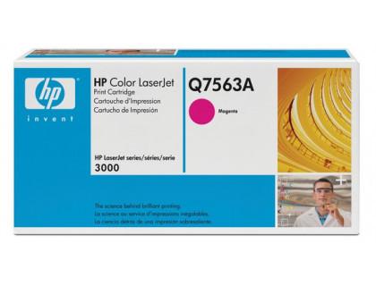 Картридж Q7563A Hewlett Packard (HP) Magenta (пурпурный) (3500 копий) compatible